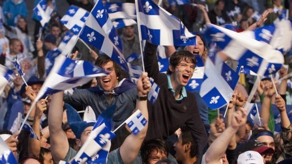 Imaginons le Québec Sans Les Noirs, Les  Arabes et Les Asiatiques